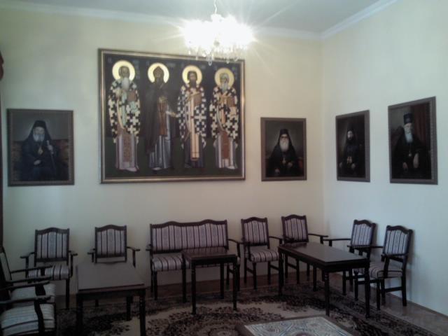 vladicanski dvor kraljevo portreti
