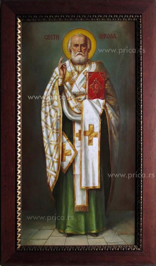 prodaja ikona sveti nikola